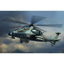 Chinese Z-10 Attack Helicopter  1/72