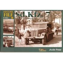 Sd.kfz.7 History File nº 4