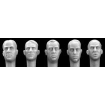 BAREHEADS W/MATURE FACES-1/35