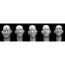 Different bareheads laughing,joking (5)