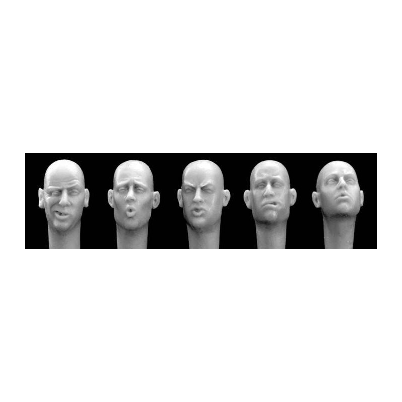 Different heads,smoking (5)