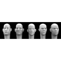 Different heads -add hairstyle or headge