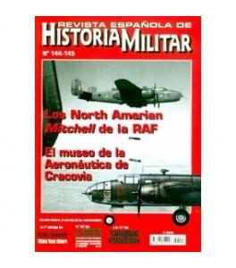 REVISTA HISTORIA MILITAR Nº 144-145