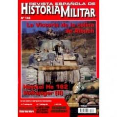 REVISTA ESPAÑOLA DE HISTORIA MILITAR. Nº 148.