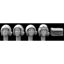 US pattern AFV helmet/1960s/and Israel