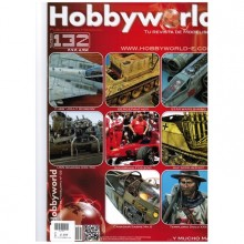 REVISTA HOBBY WORLD Nº 132