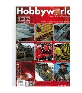 REVISTA HOBBY WORLD Nº 132