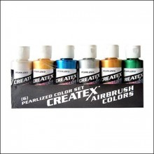 SET CREATEX PERLADOS 60 ML.