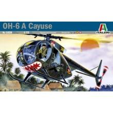 OH-6 A CAYUSE 1/72