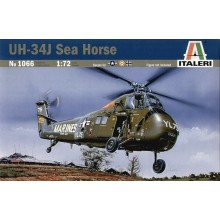 UH-34J SEA HORSE 1/72 ITALERI
