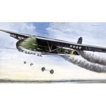 Planeador Me-321 B-1 Gigant, II Guerra Mundial 1/72