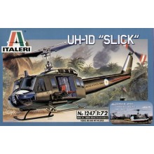 UH-1D .SLICK. 1/72