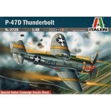 Republic P-47D Thunderbolt 1/48