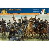 ACW Union Cavalry 1/72