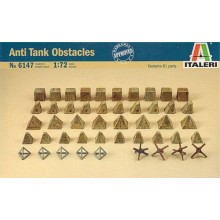 OBSTACULOS ANTITANQUES 1/72