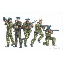 SOVIET SPECIAL FORCES 80S 1/72