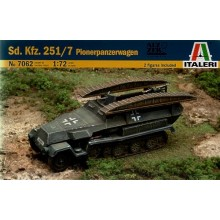 Sd.Kfz.251/7 Pionierpanzerwagen 1/72