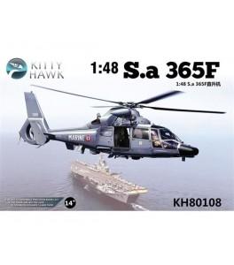 SA.365F Dauphin II 1/48