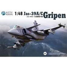Saab JAS-39A/C Gripen 1/48