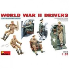 CONDUCTORES WWII 1/35
