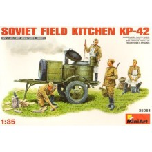 Soviet Field Kitchen KP-42 1/35