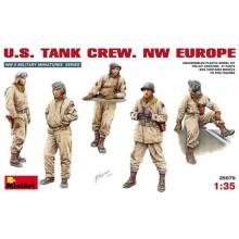 US Tank Crew (NW Europe) 1/35