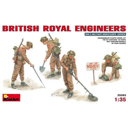 Royal Engineers 1/35