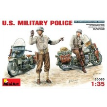 US Miltary Police WWII 1/35