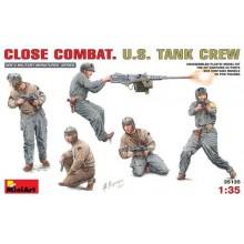 Close Combat U.S. Tank Crew 1/35