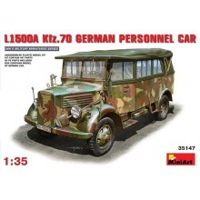 L1500A (Kfz.70) German Personnel Car 1/35