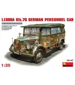 L1500A (Kfz.70) German Personnel Car 1/35
