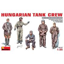 HUNGARIAN TANK CREW 1/35
