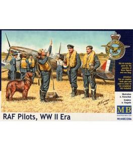 RAF Pilots, WW II Era 1/32