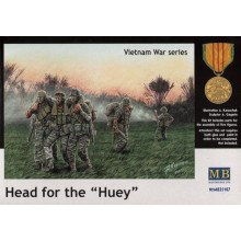 Head for the Huey, Vietnam War series 1/35