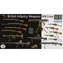 British Weapons Set WWII 1/35