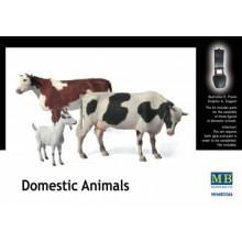 ANIMALES DOMESTICOS 1/35