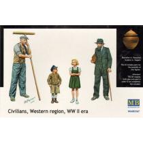 CIVILES REGION DEL ESTE WWII 1/35