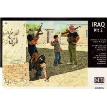 Iraq Events Set 2 Insurgence  1/35