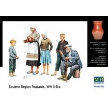 Peasants Eastern Europe WWII 1/35