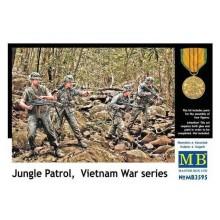 Jungle Patrol,Vietnam war series 1/35