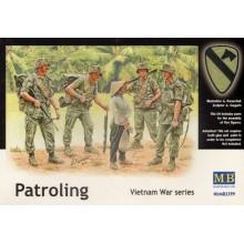 Patroling. Vietnam War Series 1/35