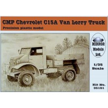 Camión ligero CMP C15A 1/35