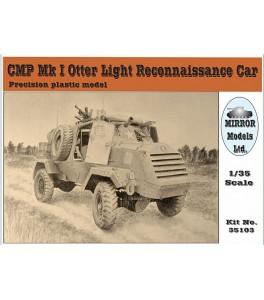 CMP MK I OTTER RECCE CAR 1/35