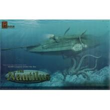 Nautilus Submarine 1/144