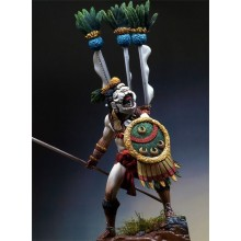 Warrior of Tlaxcala, 1520 75 MM.