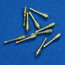 German hand grenade type: fragmentation grenade (10 pcs) 1/35