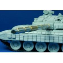 CAÑON 125mm L/48 -T-72 1/35