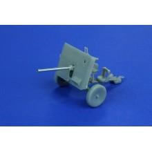 40mm QF 2 pdr L/50 British Anti-Tank Gun
