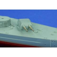 Cañones Bismarck, Tirpitz 1/700