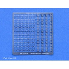 1/32 British Wire Terminals
